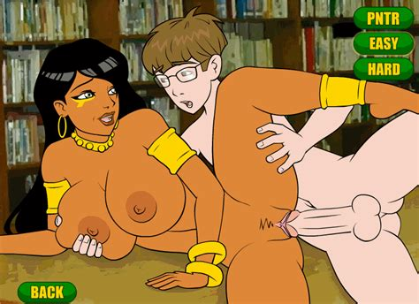 Rule 34 1boy Animated Ass Balls Big Breasts Black Hair Blinking Breast Grab Breasts Dark