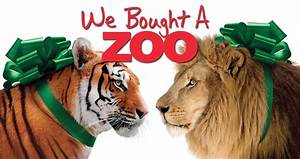 Two New WE BOUGHT A ZOO Posters - FilmoFilia