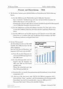 Scheitelpunkt Berechnen Aufgaben Mit Lösungen : prozent und zinsrechnung msa aufgaben mit l sungen und videoerkl rungen 5102 ~ Themetempest.com Abrechnung