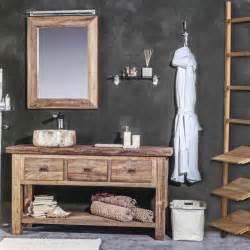 badezimmer möbel set design badezimmer möbel set aus massiv teak essenza schrank 2 schubladen