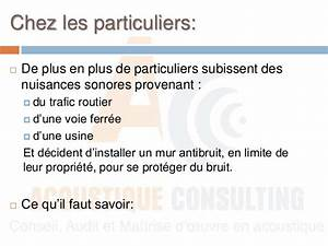 guide mur anti bruit With cloison anti bruit exterieur