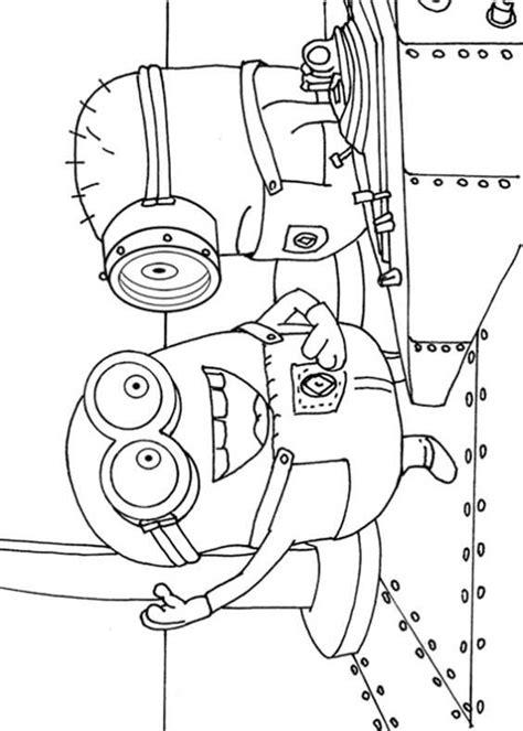 disegni da colorare e stare minions disegni da colorare di minions