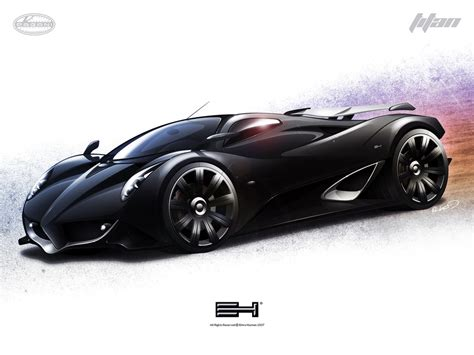 futuristic cars drawings pagani titan by emrehusmen on deviantart