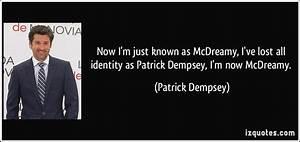 Lost Identity Q... Mcdreamy Love Quotes