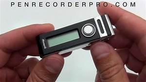 2GB Mini Clip Digital Voice Recorder Small Audio Recording ...