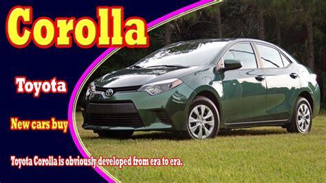 Toyota Gli 2020 by 2020 Toyota Corolla 2020 Toyota Corolla L 2020 Toyota