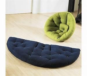 Pouf Poire Enfant : fauteuil pouf poire futon the blog d co ~ Teatrodelosmanantiales.com Idées de Décoration
