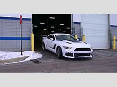 Watch Tour Of The Roush Stage 3 Mustang Ford Authority