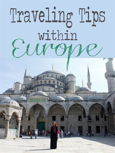 travel tips within europe yogabycandace