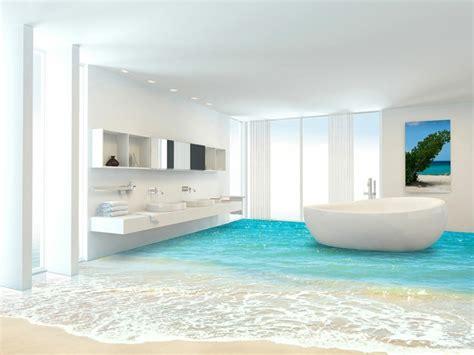 revetement sol salle de bain rev 234 tement sol 3d 233 poxy pour une d 233 co int 233 rieure magique