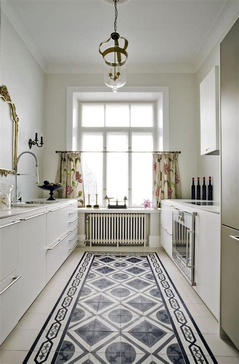 25+ Magnificent Kitchen Ideas Tile Floor