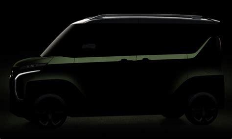 ภาพตัวอย่าง Mitsubishi Super Height K-Wagon Concept เอส ...
