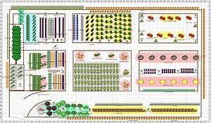 Vegetable Garden Layout Tips And Guides Ideas – Modern Garden