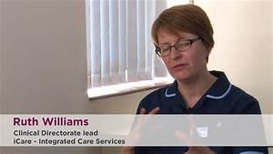 Ruth Williams on integrated health and social care success ...