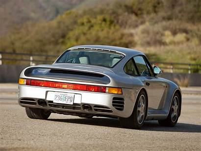 959 Porsche 1987 1988 1986 1989 Autoevolution