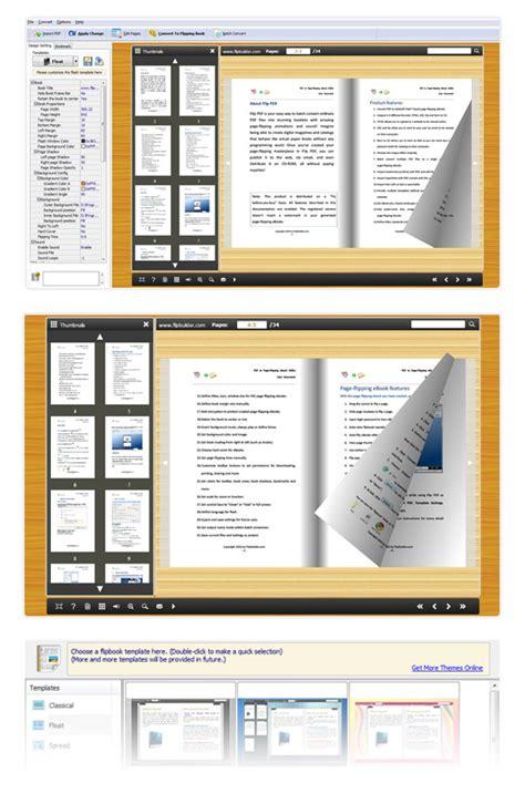page flip  software convert powerpoint