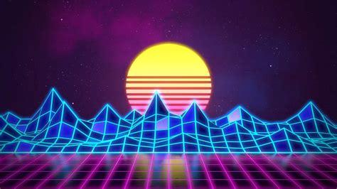 80 S Anime Wallpaper - neon 80s wallpaper 78 images