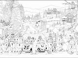 Snowmobile Drawing Projects Snowmobiling Kid Fun Isma International Coloring Posters Safety Riding Scene Manufacturers Getdrawings sketch template