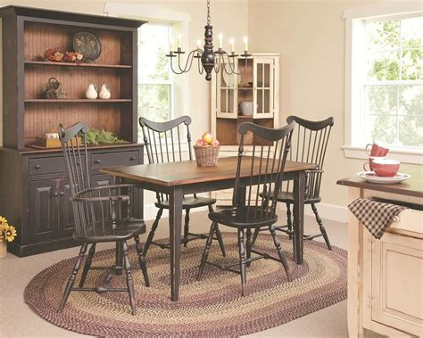 Primitive Dining Room Sets  Home Design
