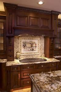 20 beautiful kitchens with dark kitchen cabinets 2090