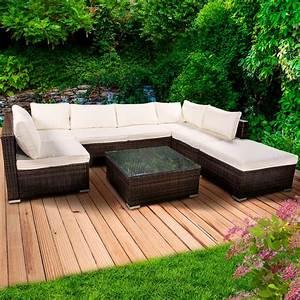 Gartenmöbel Sitzgruppe Rattan Lounge : poly rattan gartenm bel lounge m bel sitzgarnitur gartengarnitur sitzgruppe sofa ebay ~ Sanjose-hotels-ca.com Haus und Dekorationen