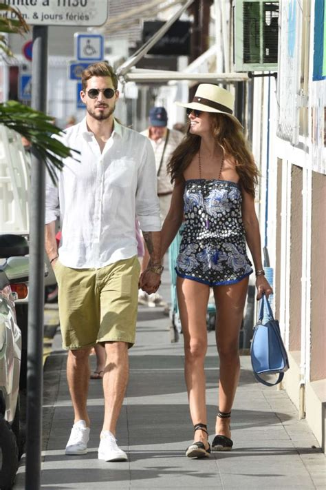 izabel goulart kevin trapp izabel goulart and kevin trapp on vacation in st barts 32