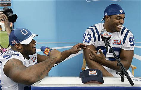 Super Bowl Xli Media Day Photo 18 Pictures Cbs News