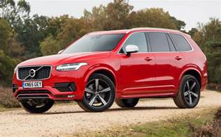 schule fã r design volvo xc90 r design 2015 uk wallpapers and hd images car pixel