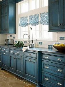 23, Best, Kitchen, Cabinets, Painting, Color, Ideas, And, Designs, For, 2020