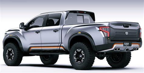 2020 Nissan Titan Warrior by 2020 Nissan Titan Warrior Specs Price Release Date