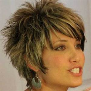 Short Sassy Haircuts For Fine Hair Hairstyle For Women Man