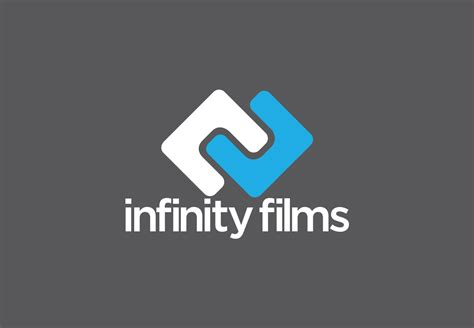 logo design infinity films 01 corepolo animation design