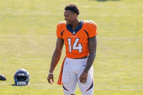 Denver Broncos Star Wide Receiver 'Long Shot' to Play on ...