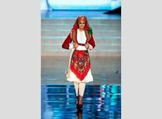 Miss Universe Albania National Costume 2012 Albanian