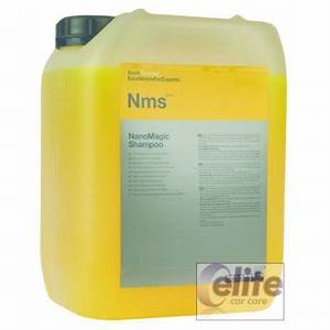 Koch Chemie Nano Magic Shampoo : koch chemie nms nano magic shampoo 10 litre elite car care ~ Kayakingforconservation.com Haus und Dekorationen