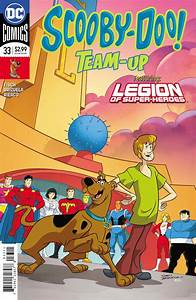 Preview: 'Scooby-Doo Team-Up' #33 — Good Comics for Kids