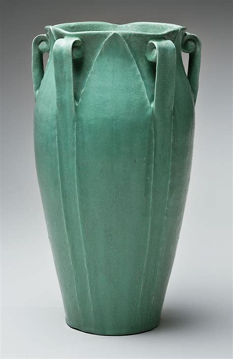 Vase Company by Root Of The Problem When Pottery Became 1880 1930