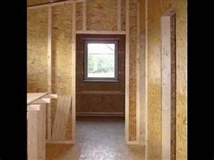 Winkelschreibtisch Selber Bauen : aufbau eines th ringer holzhaus youtube ~ A.2002-acura-tl-radio.info Haus und Dekorationen