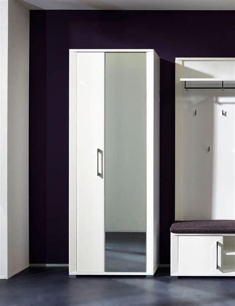 Garderobenschrank Weiß Ikea by Grande Dielenschrank Garderobenschrank Wei 223 Hochglanz