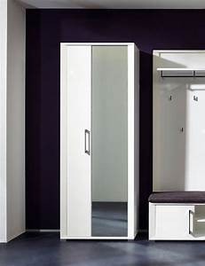 Dielenschrank Weiß Mit Spiegel : grande dielenschrank garderobenschrank wei hochglanz ~ Bigdaddyawards.com Haus und Dekorationen