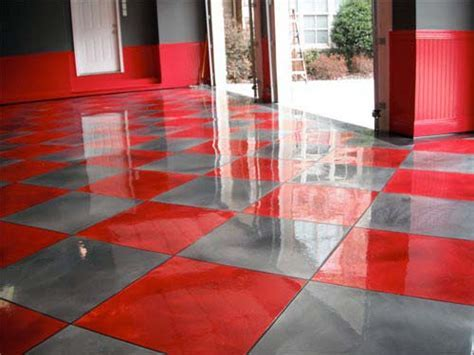 90 Garage Flooring Ideas For Men   Paint, Tiles And Epoxy