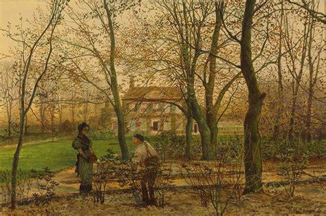 john atkinson grimshaw fine art autumn garden walk ms