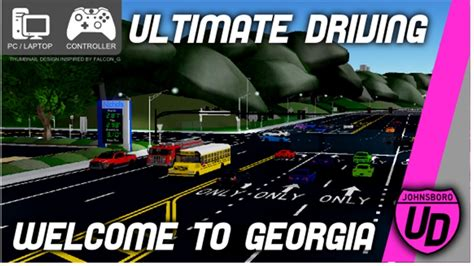 ud johnsboro junction ultimate driving roblox wikia