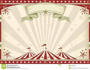Horizontal Vintage Circus - Download From Over 30 Million ...