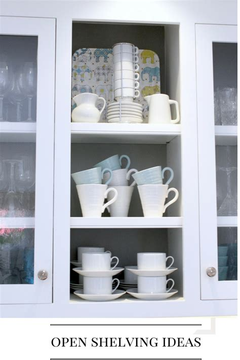 Classic • Casual • Home Open Shelving Ideas For Your Kitchen