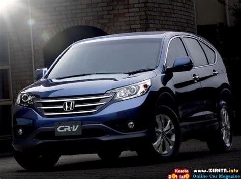 kereta honda new honda crv 2012 price malaysia