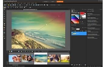 Corel PaintShop Pro screenshot #0