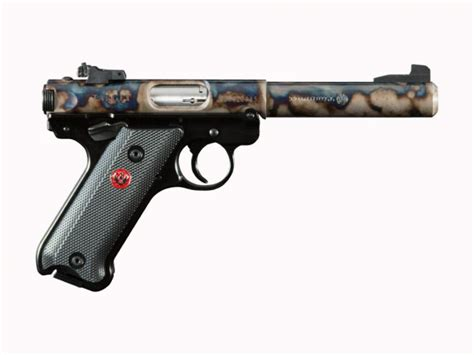 colored pistols a colored ruger iv from turnbull awesome