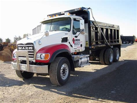 2006 mack granite cv713 for sale in morris il by dealer