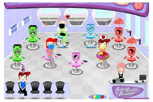 download game belle's beauty boutique free